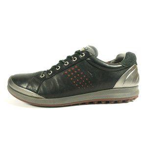 Ecco Biom Hybrid 2 Hydromax Yak Leather Golf Shoes